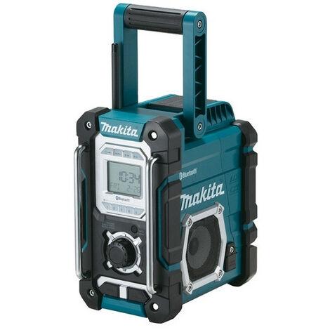 MAKITA Radio de chantier Bluetooth 7.2V à 18V - DMR108
