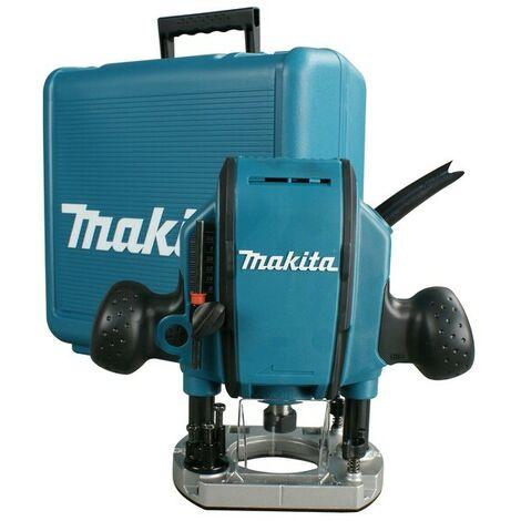 Makita RP0900K Défonceuse dans coffret - 900W