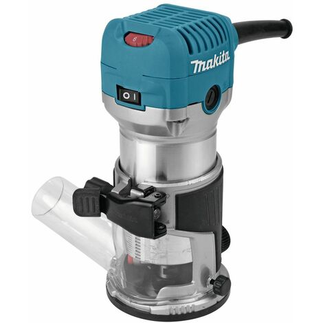Makita RT0700C - Affleureuse - 710W - 6mm - 8mm