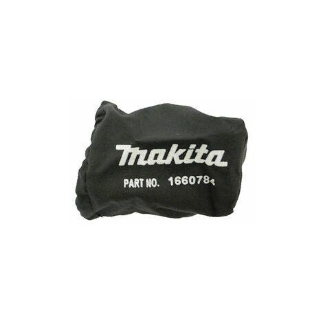 Makita Sac à poussière tissu pour ponceuses excentriques BO5010 et MT924 - 166078-4