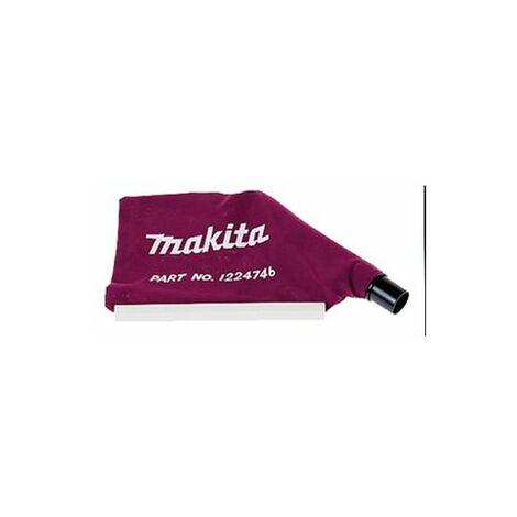 Makita Sac tissu pour lamelleuses - 123150-5