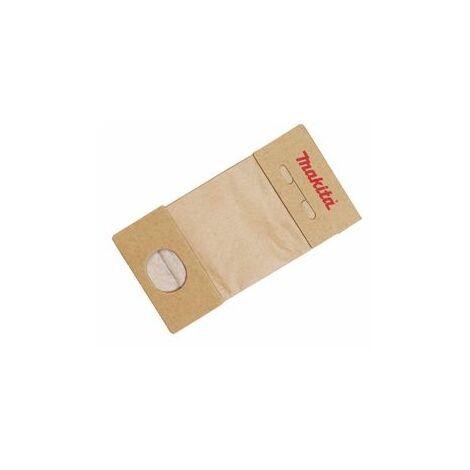 Makita Sacs à poussière en papier pour support 193932-9 - 193712-3