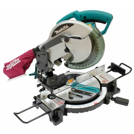 Makita Scie à coupe d'onglet 255 mm, 1500 W - MLS100N