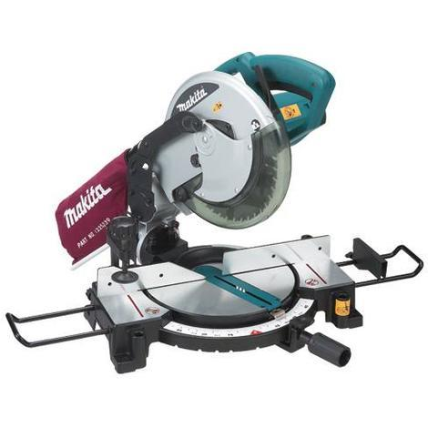Makita - Scie à coupe d'onglet 255mm 1500W - MLS100
