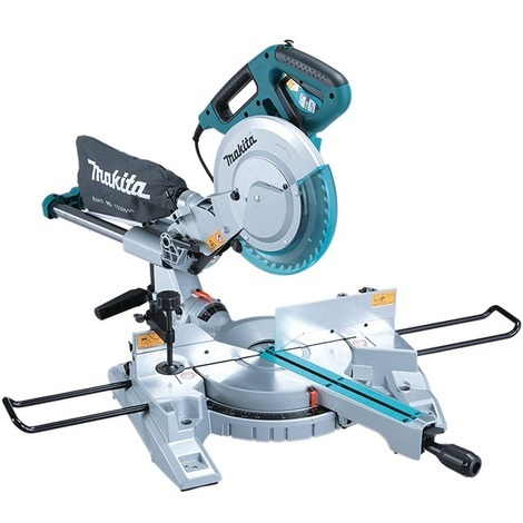 Makita - Scie Onglet + radiale laser Ø 260mm 1430W - LS1018L