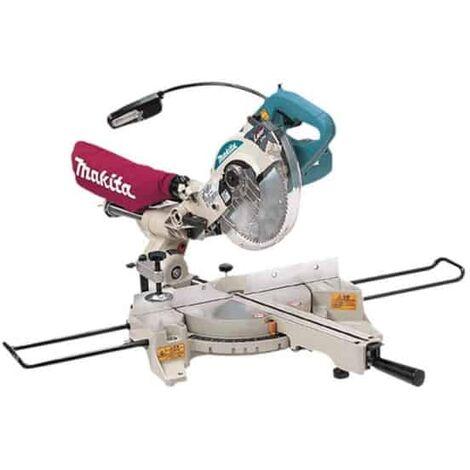 MAKITA Scie radiale et onglet 1010W 190 mm + Laser + Lampe - LS0714 FL