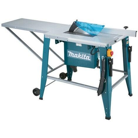 Makita - Scie sur table et à coupe d'onglet Ø 315 mm 2000W - 2712