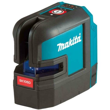 Makita SK105DZ 12Vmax CXT Red Cross Line Laser