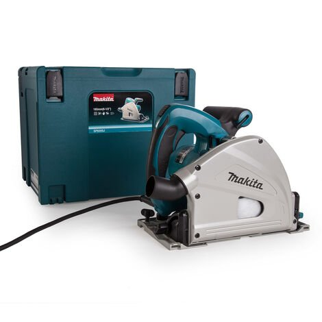 Makita SP6000J1 110v 165mm Plunge Saw
