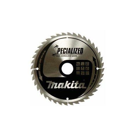 Makita SPECIALIZED Lame pour scies circulaires à batteries 136x10x36D - B-32948