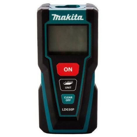 MAKITA Télémetre laser LD030P Entfernungsmesser 30 m