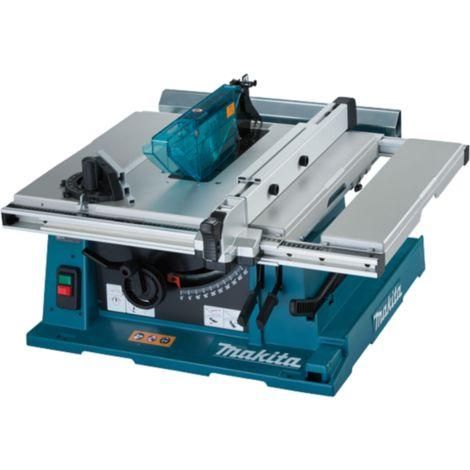 Makita Tischkreissäge 2704N, 93mm, blau/schwarz, 1.650 Watt