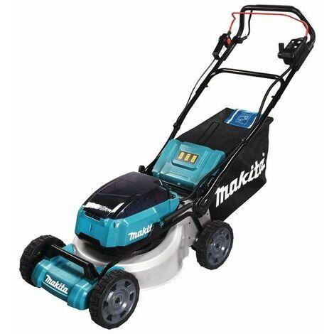 Makita Tondeuse à gazon 2x18V, sans batterie et chargeur - DLM462Z