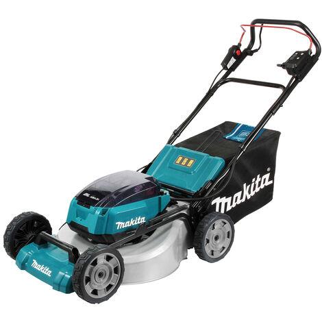 Makita Tondeuse a gazon 2x18V, sans batterie et chargeur DLM532Z 70L 2300 m2