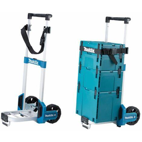 Makita TR00000001 Trolley de transporte para maletines Mbox