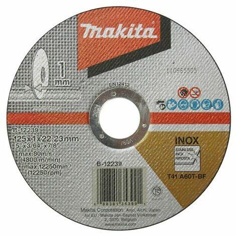 Makita Trennscheibe 125mm, 50 Stück - B-12239-50