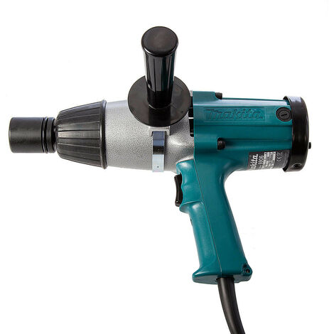 "Makita TW1000 1"" Drive Impact Wrench 1200W 110V"