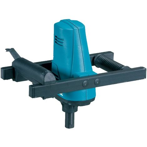 Makita UT1200 Single V/Speed Paddle/Plaster Mixer up to 30Kg 850W 240V