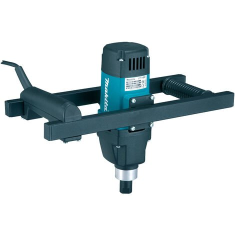 Makita UT1400 Single Variable Speed Paddle/Plaster Mixer up 50Kg 110V