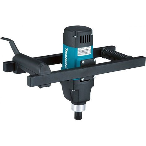 Makita UT1400 Single Variable Speed Paddle/Plaster Mixer up 50Kg 240V