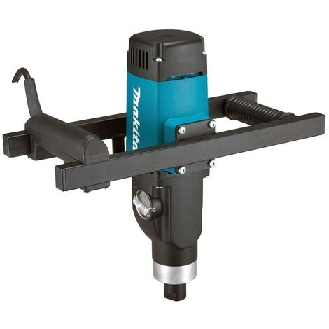 Makita UT1600 Single V/Speed Paddle/Plaster Mixer up to 80Kg 1800W 240V