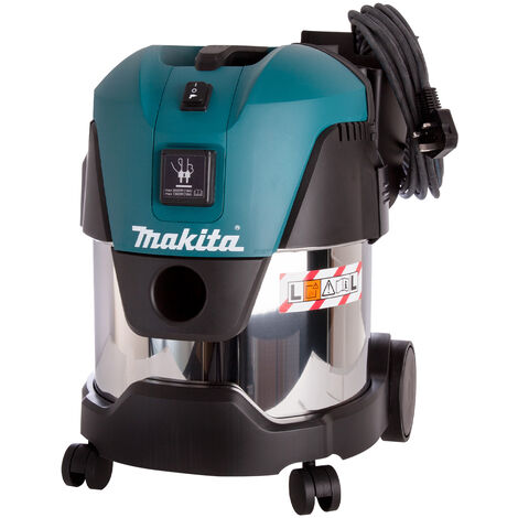 Makita VC2012L 110V Wet and Dry L Class Dust Extractor 20L
