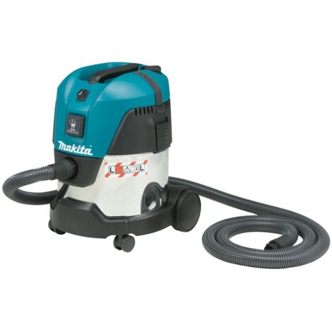 Makita VC2012L 110V Wet & Dry Dust Extractor + Acc