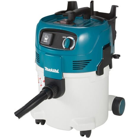Makita VC3012M 240V M Class 30L Dust Extractor Vacuum Cleaner