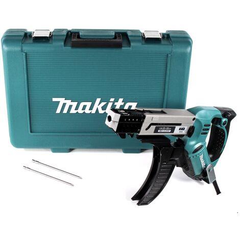 Makita - Visseuse automatique 470W (4700 tr/min et Vis: 4 x 25 à 55 mm) - 6842