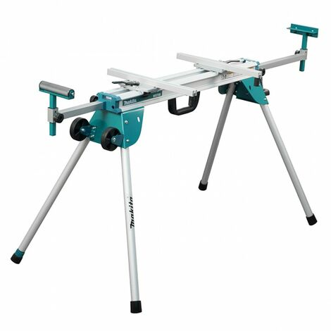 Makita WST06 Chariot - support pour scies à onglets et radiale - 2550mm