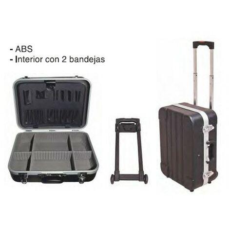 Maleta Trolley para almacenaje de herramientas y utensilios con carro