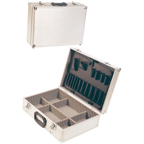 Maletin Aluminio Portaherramientas - CODIVEN - VGC-501-1 - 46 x 33 x 15 cm