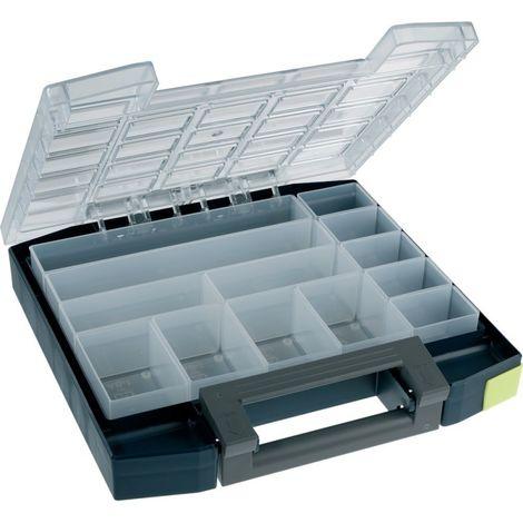 maletín de entido Boxxser 55 5x5 - 13 Insertaos