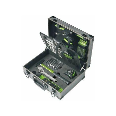 Maletín de herramientas METALWORKS BTK216