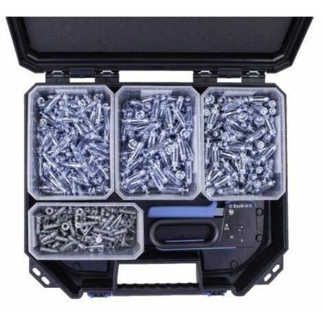 malette de chevilles pour plaques de plâtre - ex462969005 - scell-it