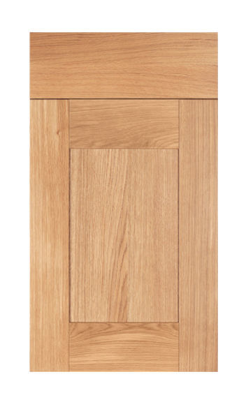 Malham Oak Solid Wood Timber Replacement Kitchen Cabinet