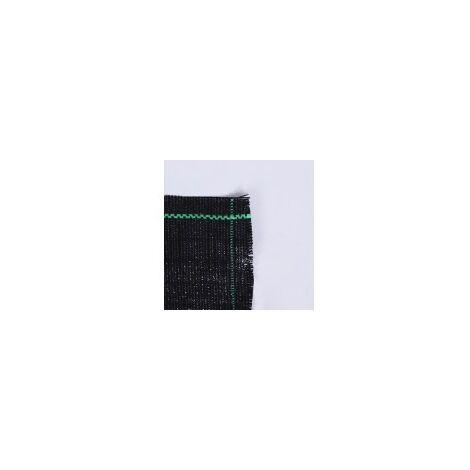 Malla Antihierbas de 20 m 120 grs/m2 Negro