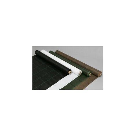 Malla Antihierbas de 50 m 100grs/m2 Blanco (Elige anchura )