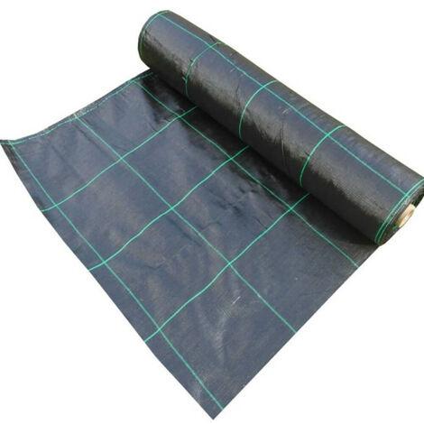 Malla antihierbas. Rollo 2x100m (130g/m2) -