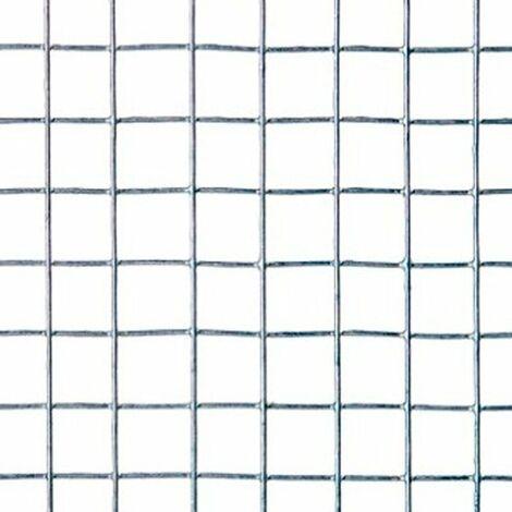 Malla cuadrada metálica Catral 0,5x3m