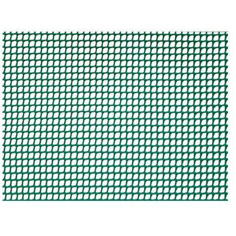 Malla Cuadranet (Malla 5X5Mm) 300Gr/M2 Nortene 1 X 5 M Verde