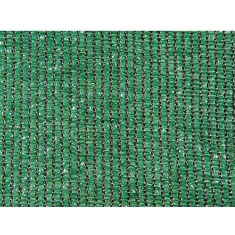 Malla de ocultación Verde - Faura 1,5x10 m - Verde