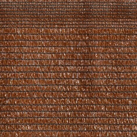 Malla de sombreo tipo RATCHER marrón ( varias medidas)