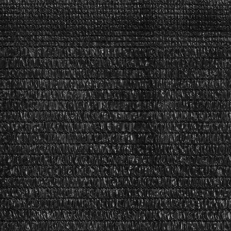 Malla de sombreo tipo RATCHER negra ( varias medidas)