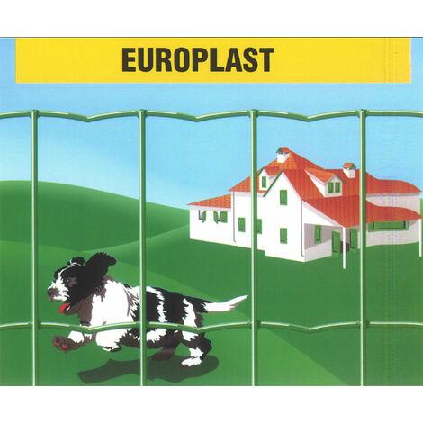 MALLA ELEC.PLAS.EUROPLAST100X50 25X2,00M