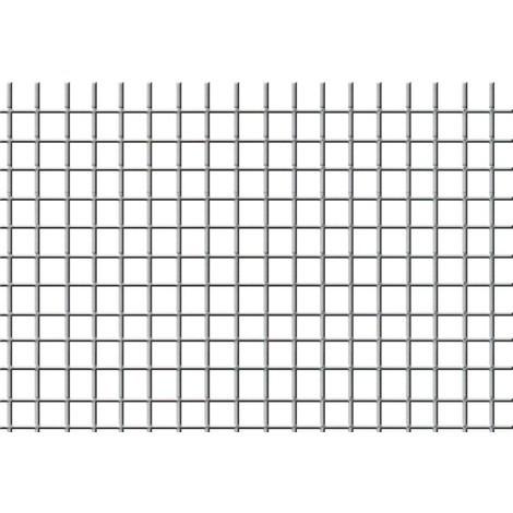 Malla Electrosoldada Galvanizada 0.6X25 M 19X19X1.4 - NEOFERR -