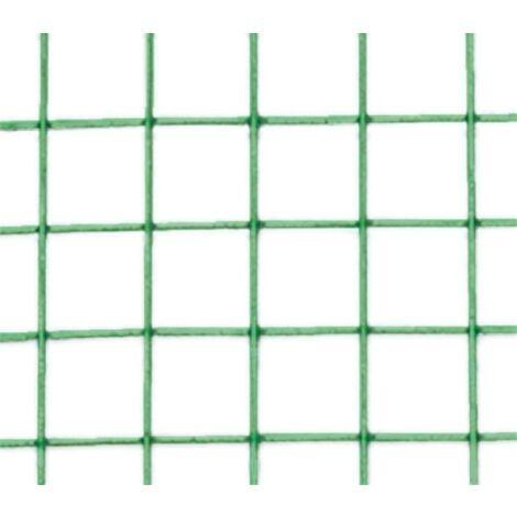 MALLA METALICA C/PLAST. 13mm - 0,9mm