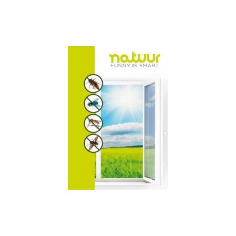 MALLA MOSQ 130X150 CM VENTANAS NEOFERR BL C/TEX M/H NT95620