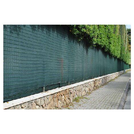 Malla Ocultaci�n Verde Oscuro 2 x 5 m