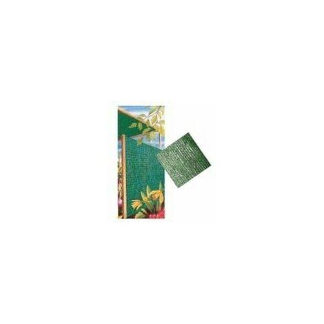 Malla Ocultacion Verde 1.5x50mt